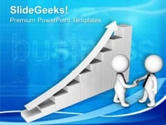 Two Teams Teamwork Can Give Top Result PowerPoint Templates Ppt Backgrounds For Slides 0613
