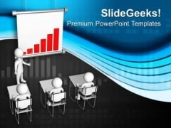 Understand Business Graph For Good Results PowerPoint Templates Ppt Backgrounds For Slides 0713