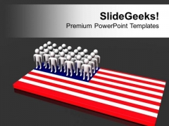 United States Of America PowerPoint Templates Ppt Backgrounds For Slides 0413