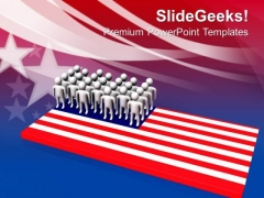 United States Of America PowerPoint Templates Ppt Backgrounds For Slides 1212