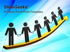 Unity People PowerPoint Themes And PowerPoint Slides 0911