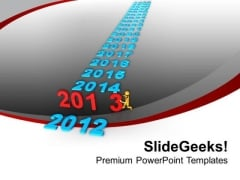 Upcoming 2013 New Year Celebration Business PowerPoint Templates Ppt Backgrounds For Slides 1112