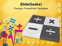 Use Calculation In Business Documents PowerPoint Templates Ppt Backgrounds For Slides 0413