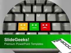 Use The Power Of Voting PowerPoint Templates Ppt Backgrounds For Slides 0513