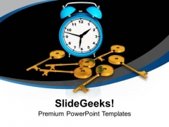 Utilize Your Time For Success PowerPoint Templates Ppt Backgrounds For Slides 0413