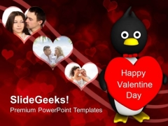 Valentine Couples Love PowerPoint Templates Ppt Backgrounds For Slides 0213