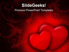 Valentine S Day Wedding PowerPoint Themes And PowerPoint Slides 0211
