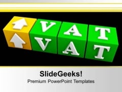 Vat Marketing Cubes PowerPoint Templates And PowerPoint Themes 1012