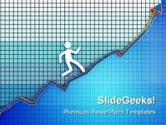 Way To Success PowerPoint Themes And PowerPoint Slides 0611
