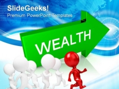 Wealth Management Business PowerPoint Templates And PowerPoint Themes 0812