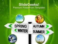 Welcome All The Seasons PowerPoint Templates Ppt Backgrounds For Slides 0413