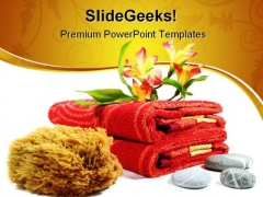 Wellness Health PowerPoint Themes And PowerPoint Slides 0311