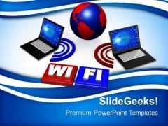 Wifi Internet Technology PowerPoint Templates And PowerPoint Themes 0712