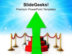 Winner Podium Competition PowerPoint Templates Ppt Backgrounds For Slides 0113