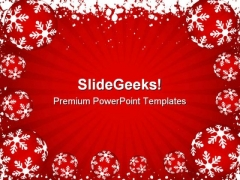 Winter Background Holidays PowerPoint Themes And PowerPoint Slides 0811