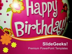 Wishes Of Birthday PowerPoint Templates Ppt Backgrounds For Slides 0413