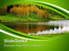 Wood Nature Environment PowerPoint Templates And PowerPoint Backgrounds 0511