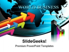World Business Global PowerPoint Templates And PowerPoint Backgrounds 0511