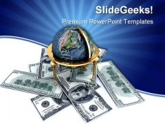 World Currency Business PowerPoint Themes And PowerPoint Slides 0511
