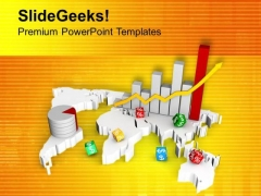 World Graph Shows Marketing Strategies PowerPoint Templates Ppt Backgrounds For Slides 0713