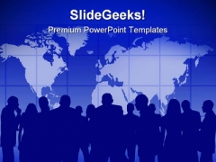 World People Business PowerPoint Templates And PowerPoint Backgrounds 0711