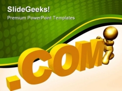 World Wide Web Internet PowerPoint Themes And PowerPoint Slides 0511