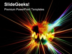 Www Background Internet PowerPoint Themes And PowerPoint Slides 0511
