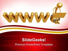 Www Internet PowerPoint Themes And PowerPoint Slides 0811