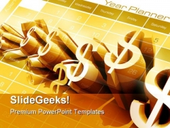 Year Planner Business PowerPoint Templates And PowerPoint Backgrounds 0211