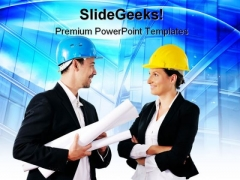 Young Architecture PowerPoint Themes And PowerPoint Slides 0511