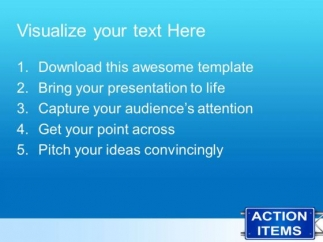 action_items_metaphor_powerpoint_templates_and_powerpoint_themes_0212_text