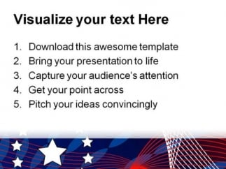 america_flag_star_abstract_powerpoint_template_1110_print
