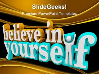 believe_in_yourself_business_powerpoint_template_1110_title