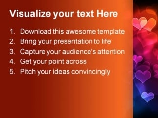 bokeh_effect_heart_background_powerpoint_template_0610_text