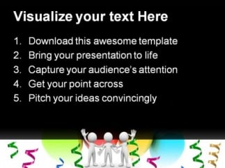congratulation_and_celebration_metaphor_powerpoint_templates_and_powerpoint_backgrounds_0211_text