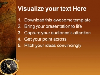 directions_compass_map_globe_powerpoint_template_1110_text