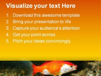 golden_fish01_animals_powerpoint_templates_and_powerpoint_backgrounds_0211_text