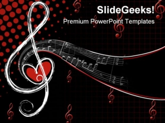 music_notes_abstract_powerpoint_template_0610_title