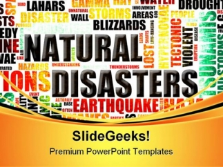 natural_disasters_geographical_powerpoint_templates_and_powerpoint_backgrounds_0311_title