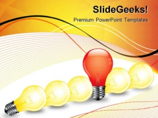 one_got_idea_business_powerpoint_templates_and_powerpoint_backgrounds_1211_title