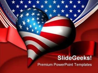 patriotic_love_heart_americana_powerpoint_template_1010_title