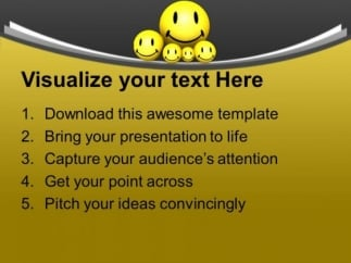 smiley_balls_symbol_powerpoint_templates_and_powerpoint_themes_1112_text