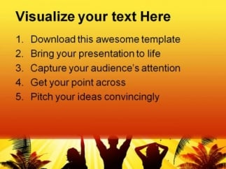 summer_party_people_holidays_powerpoint_templates_and_powerpoint_backgrounds_0211_text