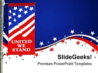 United we stand americana powerpoint template 1110 powerpoint themes unitedwestandamericanapowerpointtemplate1110title unitedwestandamericanapowerpointtemplate1110text toneelgroepblik Choice Image