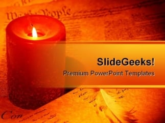 we_the_people_candle_americana_powerpoint_template_1110_title