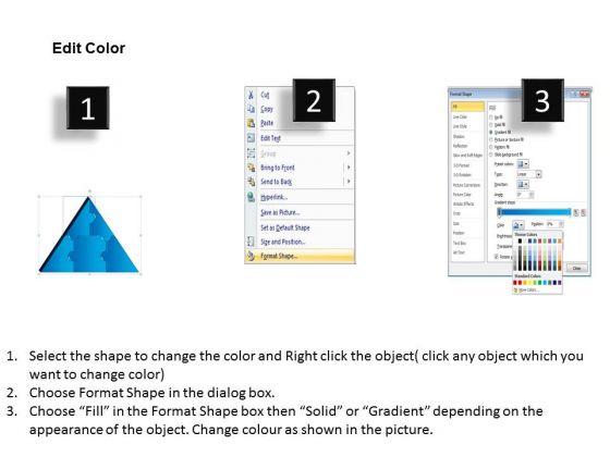 business_cycle_diagram_3d_triangle_puzzle_process_5_pieces_sales_diagram_3