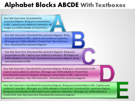 Business Cycle Diagram Alphabet Blocks Diagram Strategy Diagram