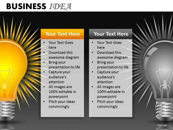 Business Cycle Diagram Business Idea Strategic Management