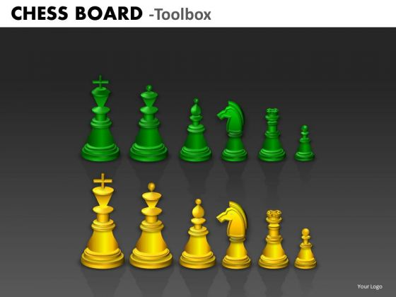 Business Cycle Diagram Chess Board Marketing Diagram