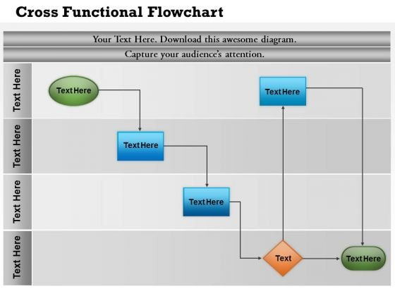Business Cycle Diagram Cross Functional Swimlane Strategy Diagram